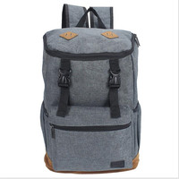 2016 fashion Large capacity man travel bag outdoor mountaineering backpack men bags hiking camping canvas bucket shoulder bag