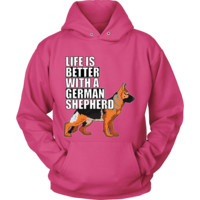 Life...Better With A German Shepherd 2
