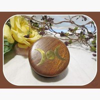 Triple Moon Herb Grinder