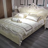 Cabecero Cama Sale Para Casa Soft Bed No 2016 Special Offer King Size Modern Genuine Leather Bedroom Furniture Minion Sofa Beds