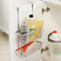 InterDesign Axis Over the Cabinet X3 Basket:Amazon:Home & Kitchen