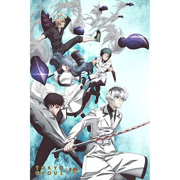 "Poster: Tokyo Ghoul 24""x36"""