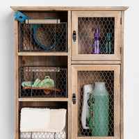 Urban Outfitters - Reclaimed Wood Storage Unit