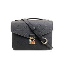 New!! POCHETTE METIS Style Genuine Leather Women Bag On promotion L 9.8 x H 7.5 x W 2.8 inches