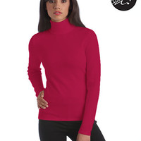 Lord & Taylor Fall Gem Collection - Cashmere Turtleneck Sweater