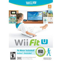 Wii Fit U with Fit Meter Wii U Video Game