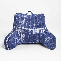 Magical Thinking Tie-Dye Boo Pillow- Indigo One