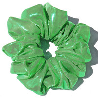 RESERVED FOR CLAUDINE. Scrunchie, Hair accessories, Bright Color, Neon, Resort, Electric Green,, Beach Collection, Stretchy, Fashion,