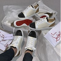 Christian Louboutin New men's and women's Casual shoes
