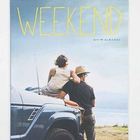 Weekend Almanac Issue #2- Washed Black One