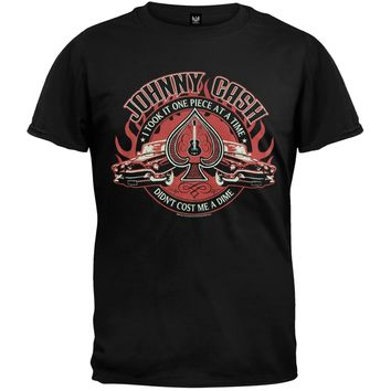 Johnny Cash - One Piece At A Time T-Shirt