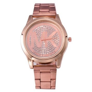 Great Deal New Arrival Stylish Designer's Trendy Awesome Gift Good Price High Quality Hot Sale Unisex Stainless Steel Band Watch [6542328579]