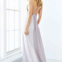 Kimchi Blue Stormy Deluxe Maxi Dress