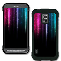 FREE Shipping Design Collection Hard Phone Cover Case Protector For Samsung Galaxy S5 Active G870 1458