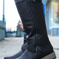 Country Cruise Boot - Black