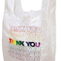 THANK YOU / THANK YOU Rainbow Tote