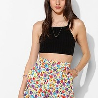 MINKPINK Wildflower Patch High-Rise Short - Urban Outfitters