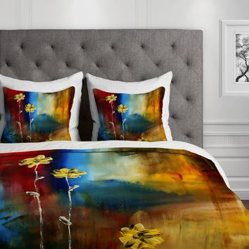 DENY Designs Madart Soft Touch Duvet Cover, Twin