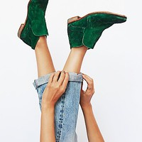 FP Collection Womens Summit Ankle Boot