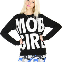 MOB GIRL TOP