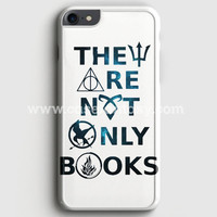 They Are Not Only Books iPhone 7 Case   casefantasy