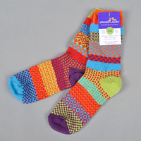 solmate socks - cosmos recycled cotton socks
