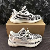 Adidas Yeeezy 350 V2 boots breathable coconut shoes men and women casual sports shoes running shoes-1