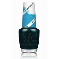 OPI Nail Lacquer - Turquoise Aesthetic 0.5 oz - #NLP26