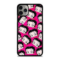 BETTY BOOP FACE COLLAGE iPhone Case Cover