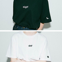 Night and Day Tee
