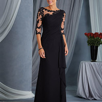 Special Occasion Dresses Style 9045