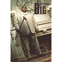 """Poster: Notorious BIG - Cane 24""""x36"""""""