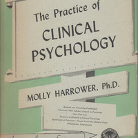 The Practice of Clinical Psychology
