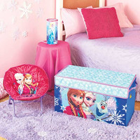 Disney Frozen Bedroom Storage Collection Home Accessory