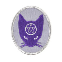 Cat Pentagram Patch (Limited Edition)