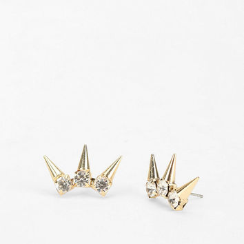 Urban Outfitters - Spiked Rhinestone Earring