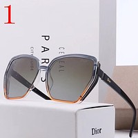 Dior Women Men Fashion Summer Sun Shades Eyeglasses Glasses Sunglasses
