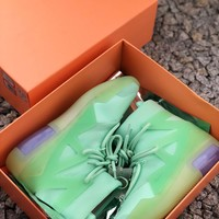 Nike Air Fear Of God 1 Fog Frosted Spruce Sneakers - Best Online Sale
