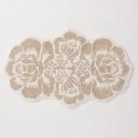 Damask Bathmat - Anthropologie.com