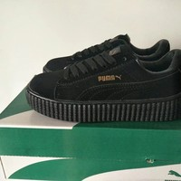 """""""Puma"""" Unisex Sport Casual Low Help Plate Shoes Fashion Couple Sneakers"""