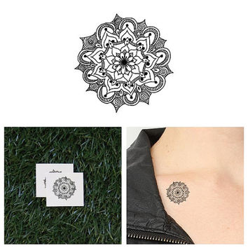 Watering Hole - Temporary Tattoo (Set of 2)