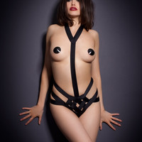 Bodies & Playsuits by Agent Provocateur - Whitney Playsuit