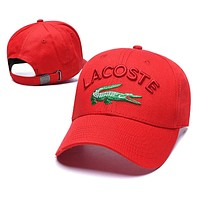 LACOSTE snapbacks Fashion Snapbacks Cap Women Men Sports Sun Hat Baseball Cap