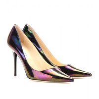 Abel Patent Leather Pumps ◊ Jimmy Choo ☼ mytheresa.com
