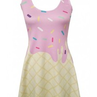 DRESS | Melty Ice Cream Tank