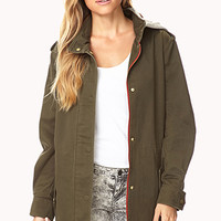 Must-Have Hooded Parka