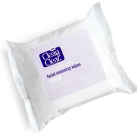 Clean & Clear Makeup Dissolving Facial Cleansing Wipes, 25 Wipes Package