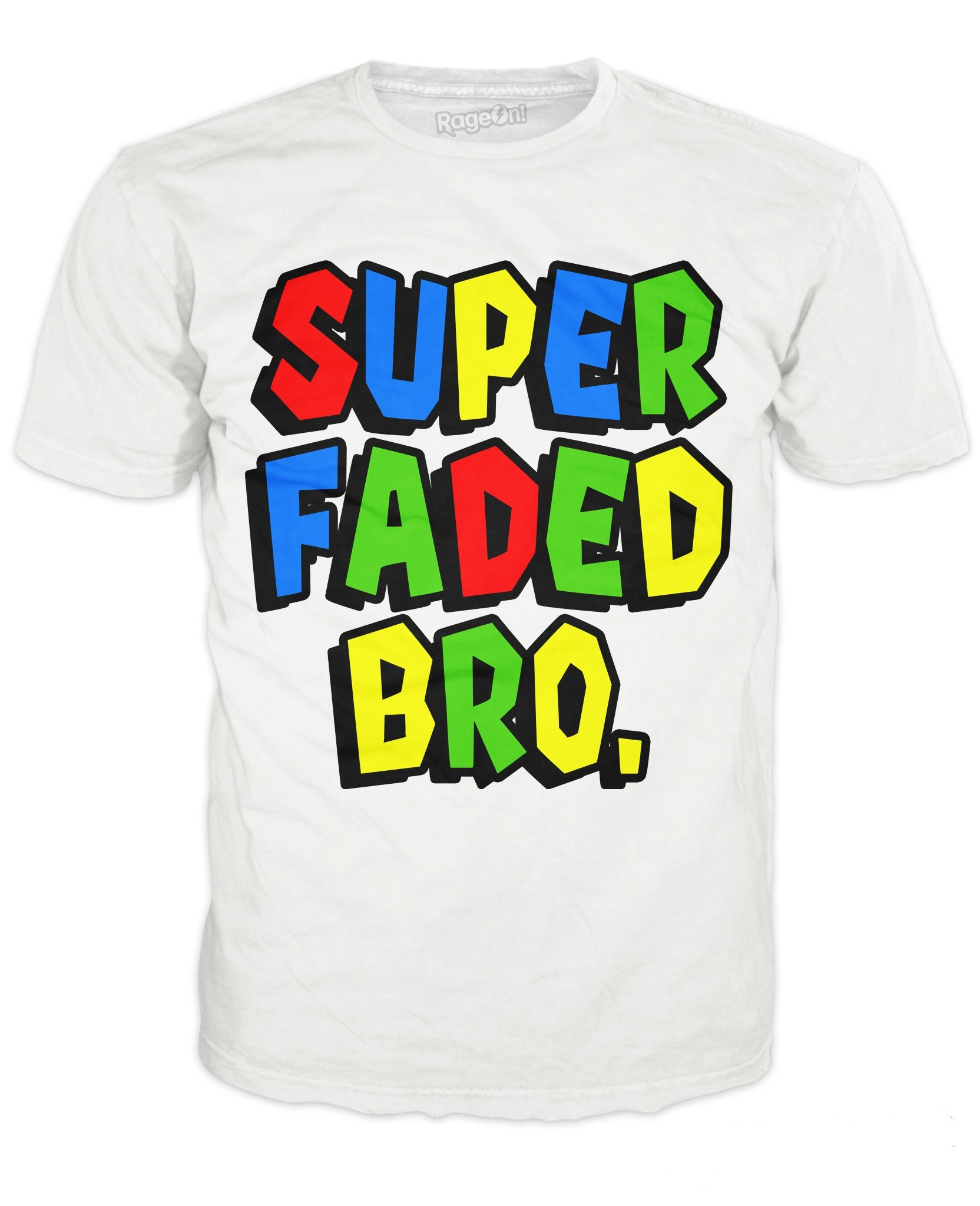 Image of Super Faded Bro T-Shirt