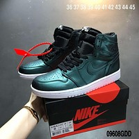 Air Jordan 1 Retro Chameleon Basketball Shoe 36 45