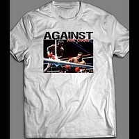 AGAINST ALL ODDS JAMES BUSTER DOUGLAS KNOCK OUT OF MIKE TYSON SHIRT